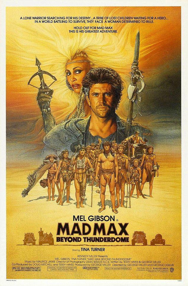 30. Mad Max - Beyond Thunderdome (1985) / 1 Kasım