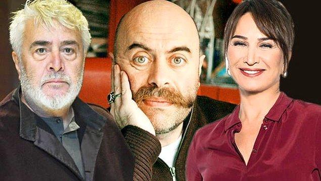 2. Ezel Akay, yıllar sonra Dokuz Kere Leyla ile sinemalara dönmeye hazırlanıyor. Uğur Yücel ve Demet Akbağ'ın başrollerini üstleneceği filmin çekimlerine önümüzdeki ay başlanacak.