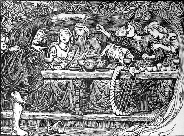 14. 16. yüzyılda 'flyting' adı verilen bir atışma türü vardı. Günümüzdeki rap atışmasına benzeyen konseptte şairler şiirleri aracılığıyla birbirlerine hakaret ediyordu.