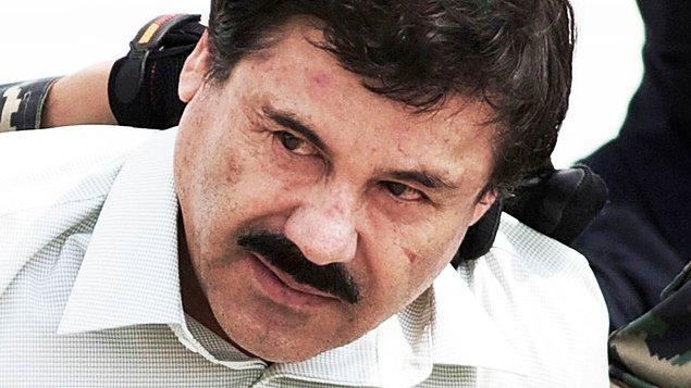 """El Chapo, 2003 yılında Gulf Karteli'nden rakibi olan Osiel Cardenas'ın tutuklanmasının ardından, ülkenin en iyi uyuşturucu kralı oldu. ABD Hazine Bakanlığı tarafından """"dünyanın en güçlü uyuşturucu kaçakçısı"""" olarak kabul edildi."""