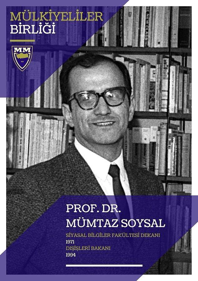 Soysal, 1991 yılında SHP'den Ankara, 1995 yılında da DSP'den Zonguldak milletvekili seçildi.