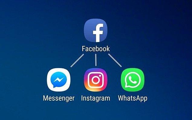 """Yakın bir zamanda Instagram ve WhatsApp'ta """"From Facebook"""" logosunu da göreceğiz."""