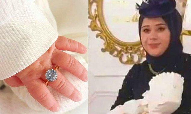 Sosyal medyada birkaç gündür Sağlık Bakanlığı'nda müsteşar olan Ahmet Emin Söylemez'in eşi Büşra Nur Çalar'ın, bebeği için yaptığı aşırı şatafatlı mevlidi konuşuyor.