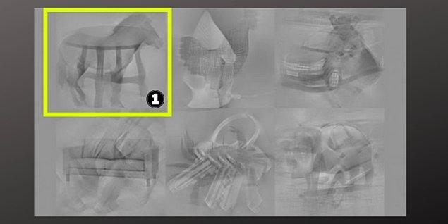 3. 1 numaralı görsel kısımda gördüğün ilk şey ne?