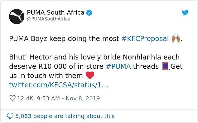 Парень сделал предложение своей девушке в KFC и стал поводом для насмешек, но, в итоге, получил поддержку от крупных мировых брендов