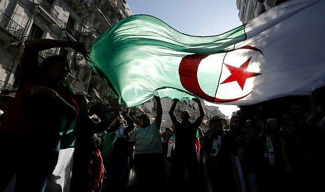 1. Cezayir
