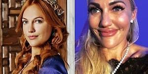 Что стало с внешностью турецкой актрисы Мерьем Узерли?