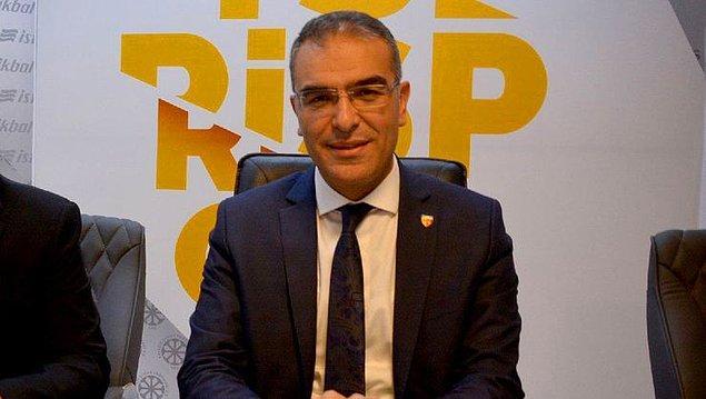 Yaşanan gelişmelerin üzerine Hamdi Elcuman, yönetim kurulu başkanlığından istifa etti.