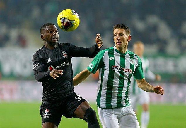 Türkiye Süper Ligi 12. Hafta mücadelesinde İttifak Holding Konyaspor ile Beşiktaş karşı karşıya geldi.