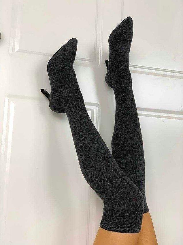 18. Çorap botlar ve çizmeler.