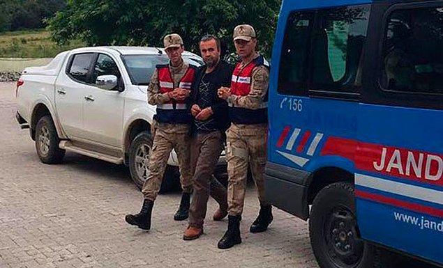 Çayıroğlu, 12 Ağustos'ta jandarma tarafından yakalanarak tutuklanmıştı.