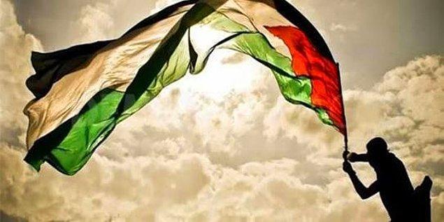 Dünya Filistin Halkıyla Dayanışma Günü