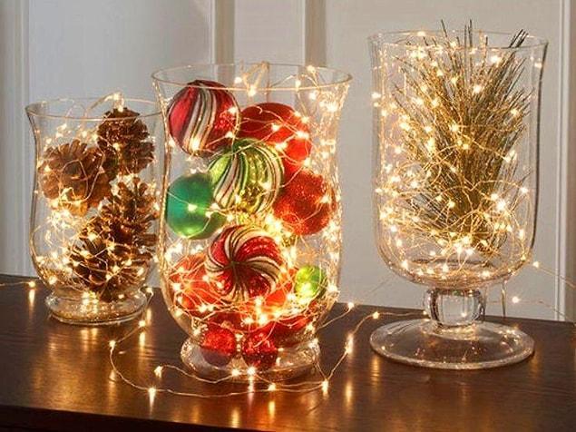 20 идей новогоднего украшения дома своими руками, которые запросто заменят елку