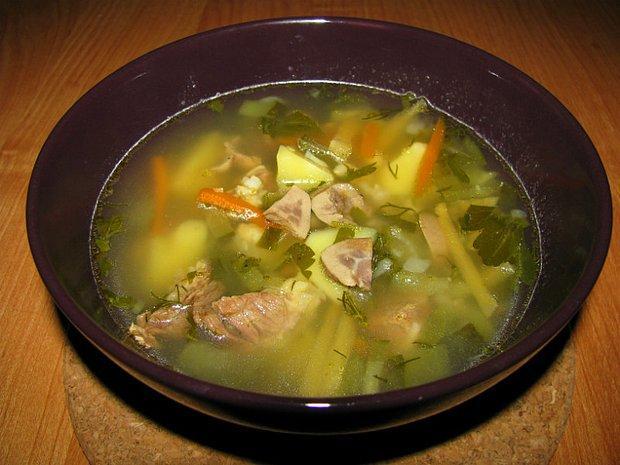 Shchi çorbası