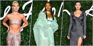 Выбираем лучшие наряды на красной дорожке церемонии британской модной премии British Fashion Awards
