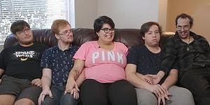 Женщина, которая встречается одновременно с четырьмя мужчинами, беременна первенцем