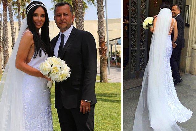 7. Gülşen ile aranjör sevgilisi Ozan Çolakoğlu 5 yıllık beraberliğin ardından sonunda nikah kıydılar. 2016'nın Haziran ayında evlenen çiftin çok tatlı bir oğulları var.