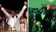 Jay-Z отобрал телефон у того, кто снимал на видео танцующую Бейонсе на вечеринке в честь 50-летия Diddy