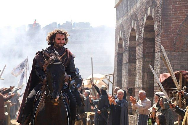 5. Netflix'in, Osmanlı'nın yükseliş dönemini konu alacak Rise of Empires Ottoman'dan ilk görseller yayınlandı. Dizi İngilizce olacak, yayın tarihi 24 Ocak 2020.