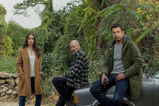 15. BluTV'nin mistik polisiye dizisi Alef'ten ilk görüntüler geldi.