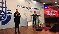 İmamoğlu 'Ya Kanal ya İstanbul' Dedi ve Ekledi: '8 Bin 500 Yıldır Var Olan Yer Altı ve Yer Üstü Kaynakları Yok Olacak'