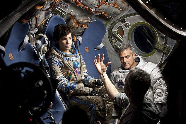 24. Yer Çekimi (2013) Gravity