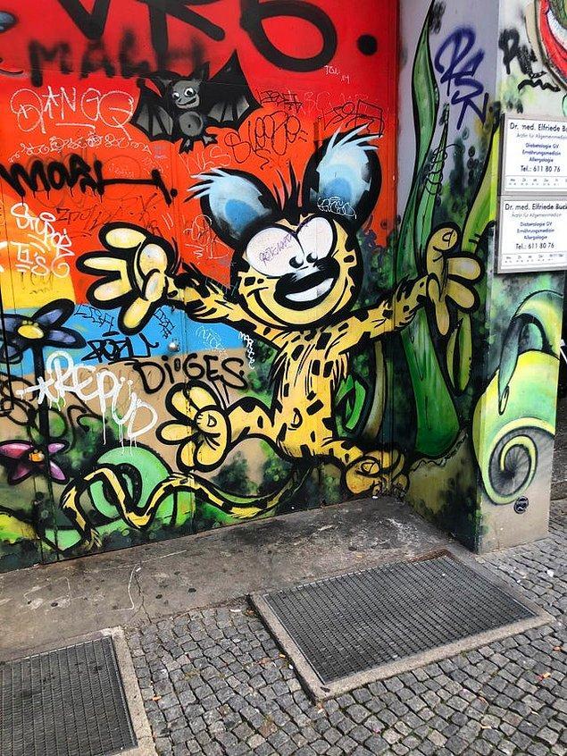 20. Kreuzberg gerçekten farklıymış herkesten...