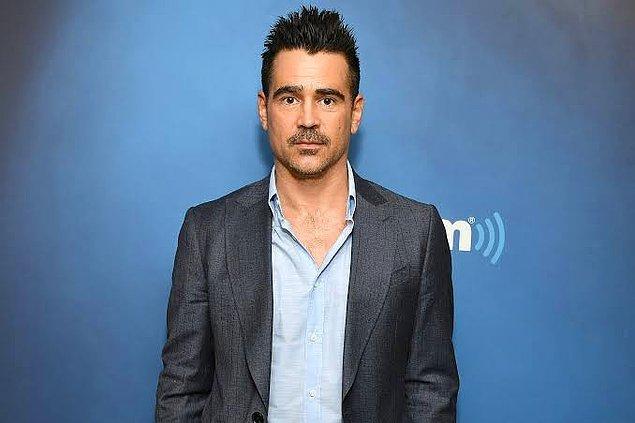 9. Matt Reeves, Colin Farrell'ın The Batman filminde Penguin'i canlandıracağını onayladı.