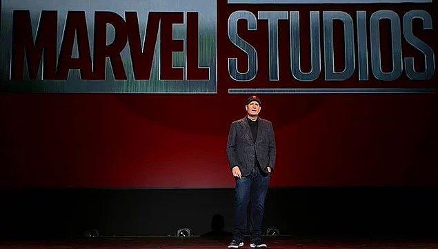 4. Kevin Feige, Marvel Sinematik Evreni'ne ilk defa bir trans karakteri dahil edeceklerini duyurdu.