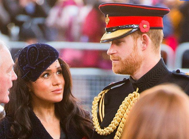 Bu büyük haberin ardından birçok insan Meghan'ı suçladı. Harry'nin gözünün kör olduğunu, Meghan'ın onu ailesinden uzaklaştırdığını iddia ettiler.