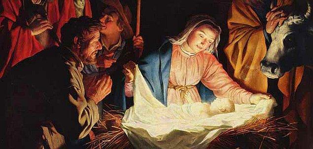 Doğar doğmaz konuşmak: Allah İsa'ya ruhlarını üfürerek Meryem'in karnında bir hayat verdi. Namusunu ebedi bir şekilde koruyan Meryem hamile kalıp İsa'yı doğurunca toplum onu zina yaptığı gerekçesiyle suçladı. Rivayete göre ahaliye çocuğu gösterdikten sonra çocuk: 'Ben şüphesiz Allah'ın kuluyum. Bana Kitap verdi ve beni peygamber kıldı...' demiş.