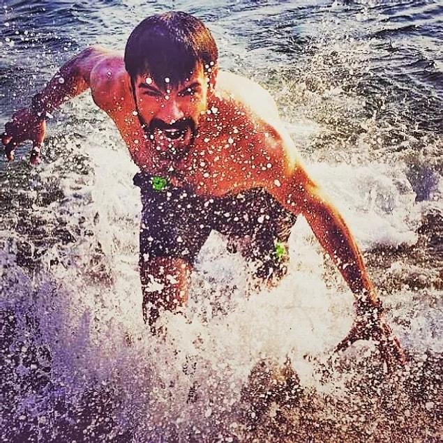 Море зовет: 10 фотографий турецких звезд из отпуска