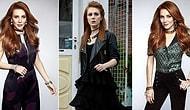 7 цитат о жизни рыжеволосой турецкой актрисы Эльчин Сангу