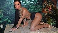 Поклонники в недоумении от восковой фигуры Ники Минаж в музее мадам Тюссо