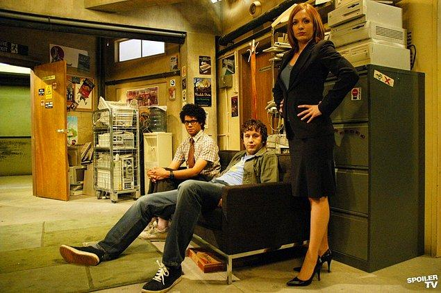 10. The IT Crowd (2006–2013)