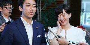 Такого еще не было! В Японии впервые министр использует отпуск по уходу за ребенком