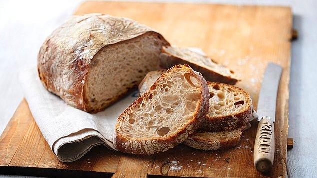 Eşki Mayalı Ekmeğin Hazırlanışı