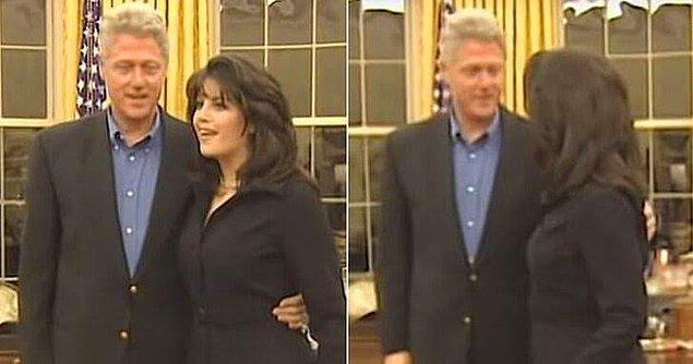 1997'nin Mayıs ayına gelindiğinde Bill Clinton, Monica Lewinsky ile ilişkisini bitiriyor. Monica çok ısrarcı oluyor, devam etmek istediğini söylüyor ama nafile...