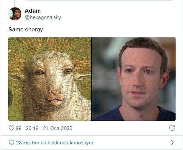 Aynı enerji.