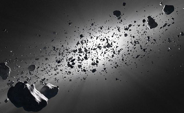 """Даже если на """"Психее 16"""" будут найдены руда золота и драгоценных металлов, как предполагают ученые, возникает другой вопрос: возможна ли космическая добыча золота?"""