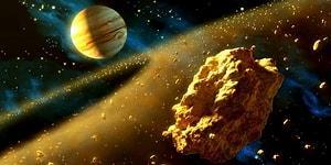 """NASA собирается на """"золотой"""" астероид, где хранятся золото и драгоценности на 700 квинтиллионов долларов"""