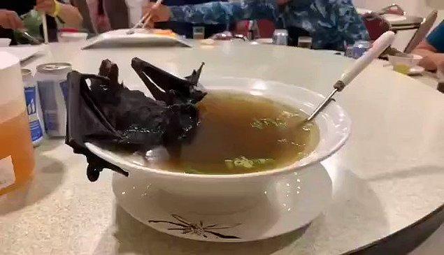 Yarasa çorbası tarifi ve yapılışı: