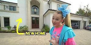 16-летняя ютубер, которая зарабатывает в среднем 10 000 долларов в день, купила дом за 3.5 миллиона долларов