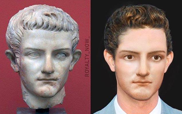 9. İmparator Caligula