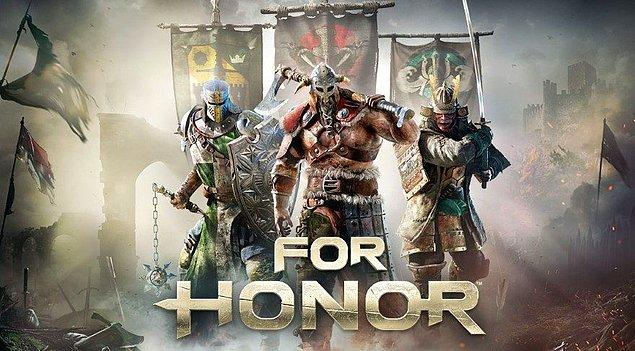 3. For Honor (35.3)