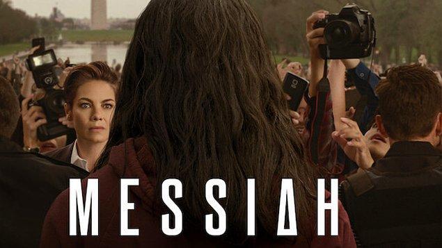 14. İşte finale doğru giden yolda, birilerinin de finali olabilecek 'Messiah'... Kazara yapılsa Hasan Mezarcı'yı çağırırdınız herhalde değil mi?