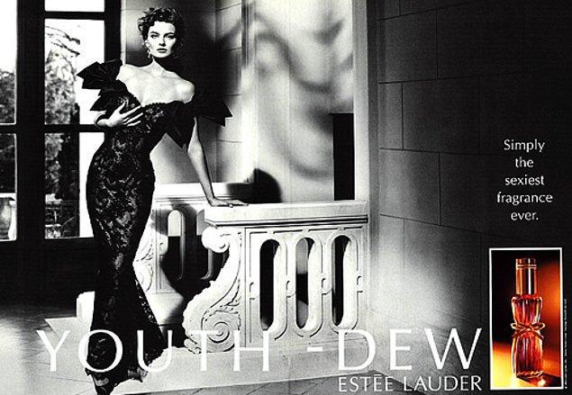 5. Estee Lauder-Youth Dew: Bu parfüm dünya genelinde 250 milyondan fazla sattı. Nostaljik ve klasik...