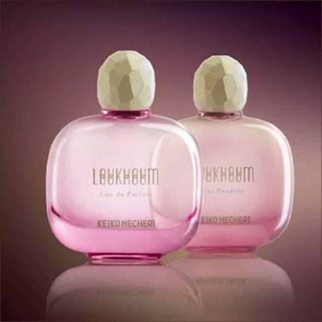 15. Loukhoum: Japon asıllı bir parfümör Topkapı Sarayı'nı gezerken çok etkilendi ve lokum kokusu ortaya çıktı.