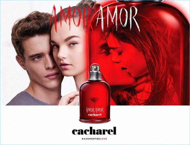 20. Cacharel-Amor Amor: Her tende farklı bir koku veren en çok taklit edilen parfümlerden biri.