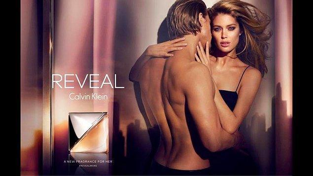 17. Calvin Klein-Reveal: Parfüm dünyasında bir ilk yaşandı ve içerisinde tuz esansı bulunan bir koku yaratıldı.